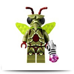 Galaxy Squad Winged Mosquitoid Minifigure