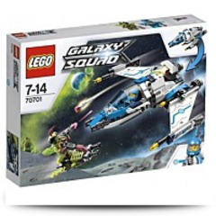Lego Galaxy Squad 70701 Swarm Interceptor