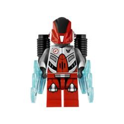 Lego Galaxy Squad Red Robot Sidekick Minifigure